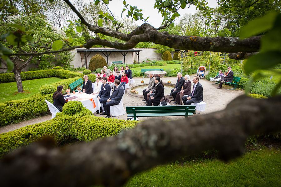 Daniela und Florian heiraten in Starnberg