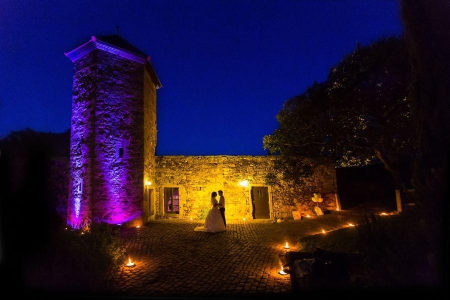 Hochzeit bei Bad Dürkheim – Tanja und Robert auf der Burg Battenberg