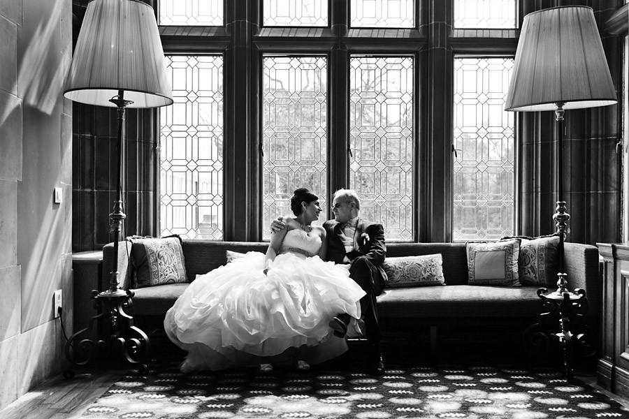 Eine Hochzeit im Schlosshotel Kronberg im Taunus