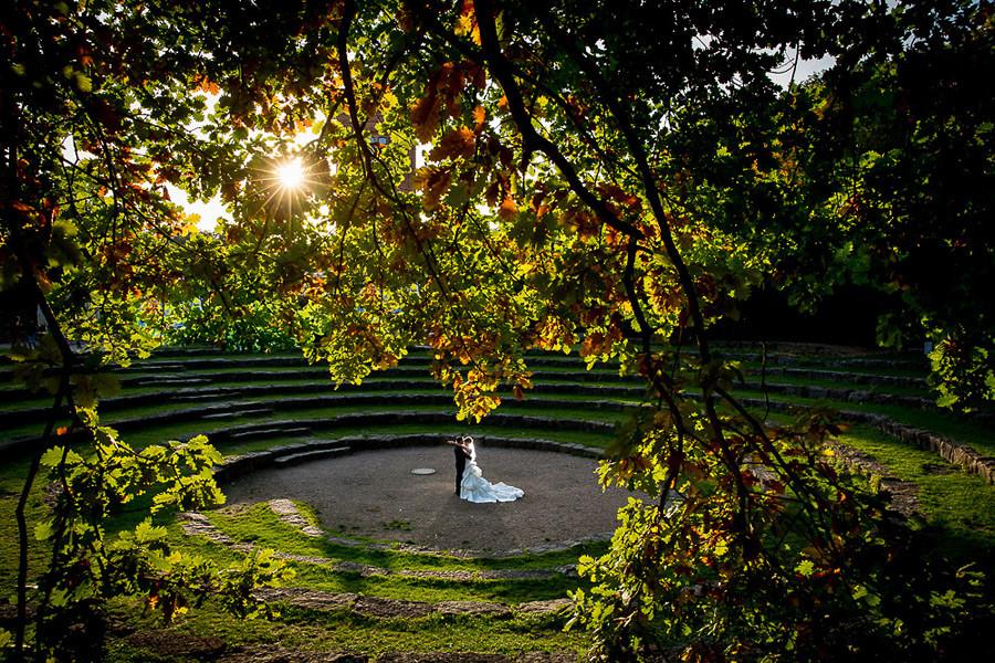 Hochzeit in der Villa Kennedy in Frankfurt – Jessica und Pierre