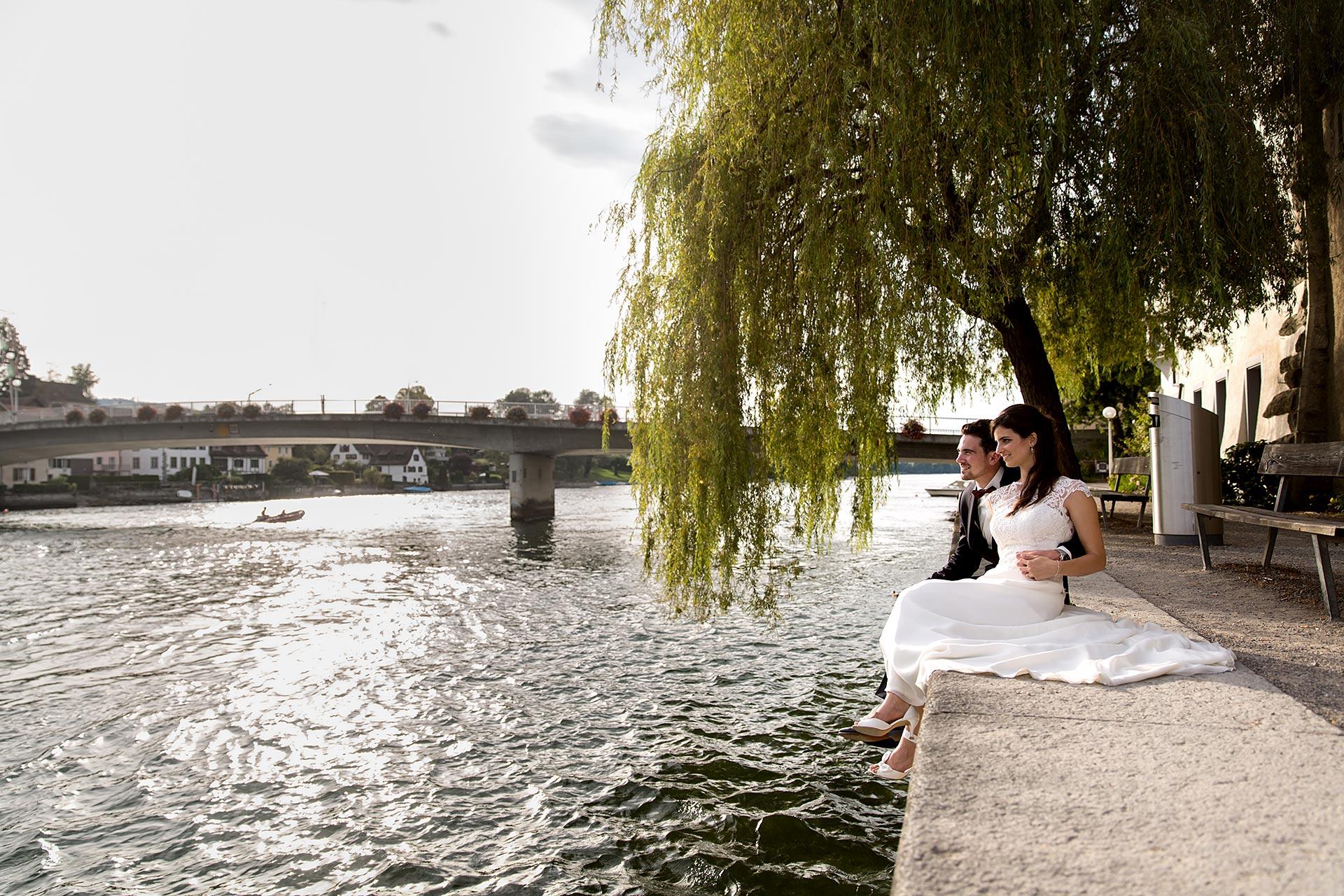 Hochzeit Stein am Rhein