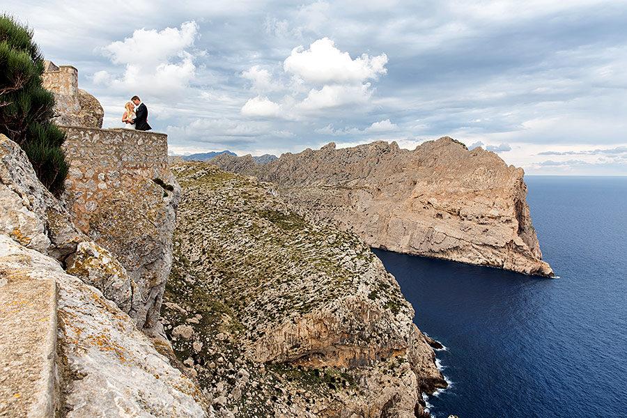 Hochzeit auf Mallorca – Annika und Lars