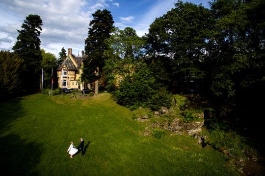 Hochzeit in der Villa Rothschild in Königstein – Anne und Joachim