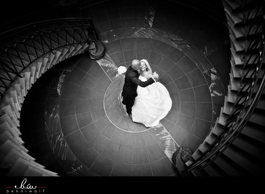 Tinas und Marcos Hochzeit im Jagdschloss Platte in Wiesbaden