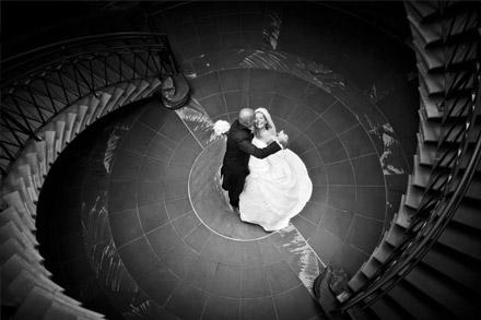 Die Hochzeit von Christina und Marco im Jagdschloss Platte in Wiesbaden