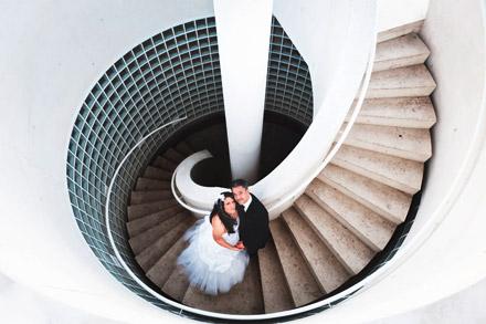 After-Wedding-Shooting mit Heike und Kai in Darmstadt