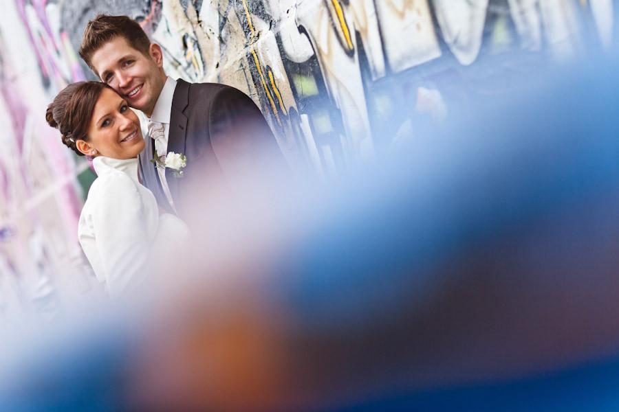 Vanessa und Dennis heiraten in Wiesbaden – Villa im Tal