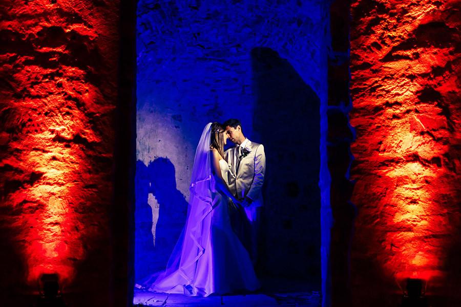 Tica und Armin heiraten am Jagdschloss Platte
