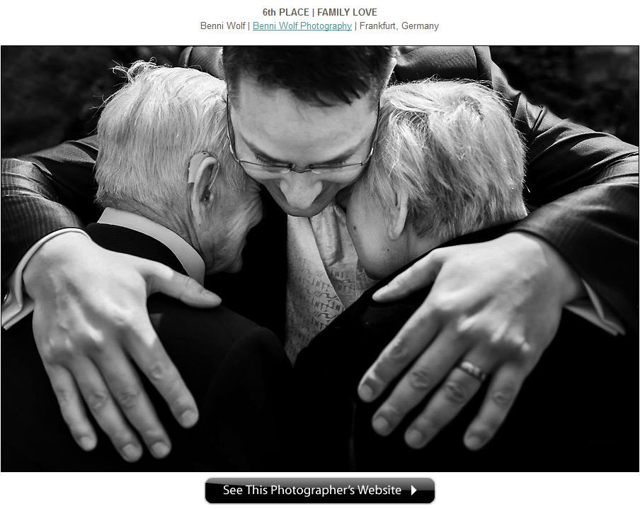 International wedding Photo AWARD