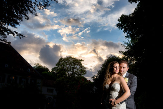 Hochzeit auf Schloss Heinsheim – Alexandra und Markus