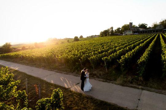Hochzeit auf Burg Schwarzenstein im Rheingau