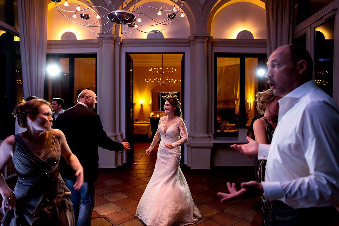 Hochzeit Burg Schwarzenstein Party